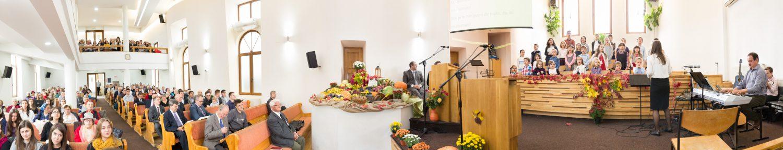 Biserica Creștină Baptistă Buna Vestire Iași